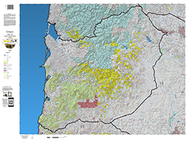 Oregon Unit Land Ownership Maps